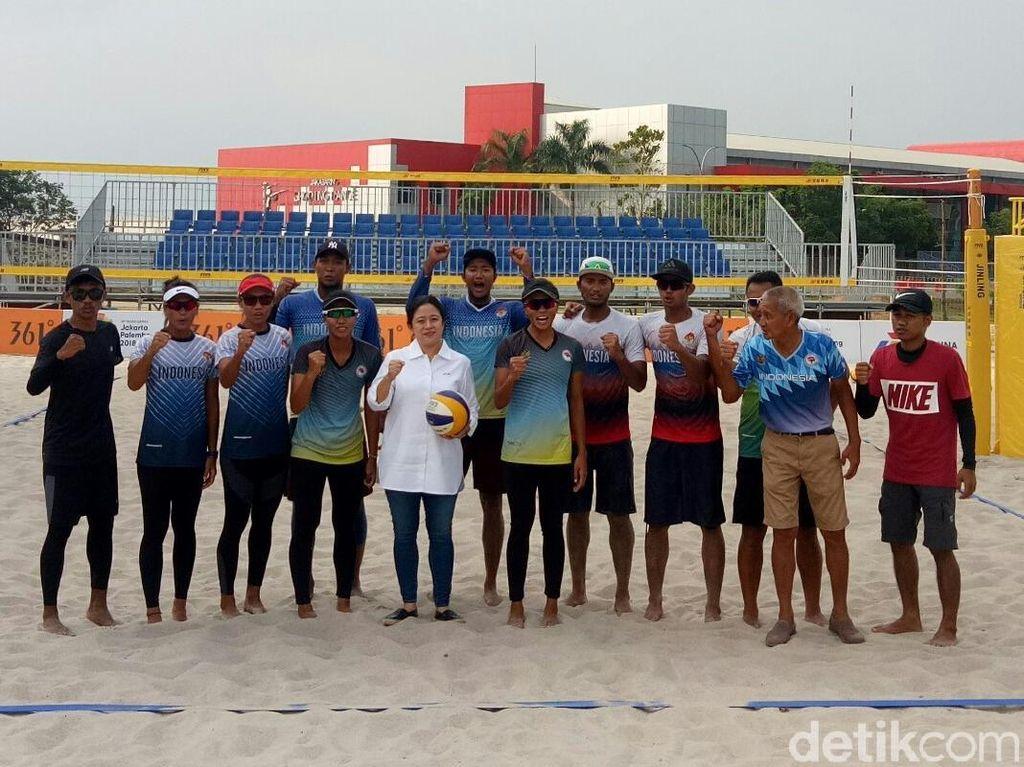 Tinjau Palembang untuk Asian Games 2018, Puan: Venue dan Atlet Sudah Siap