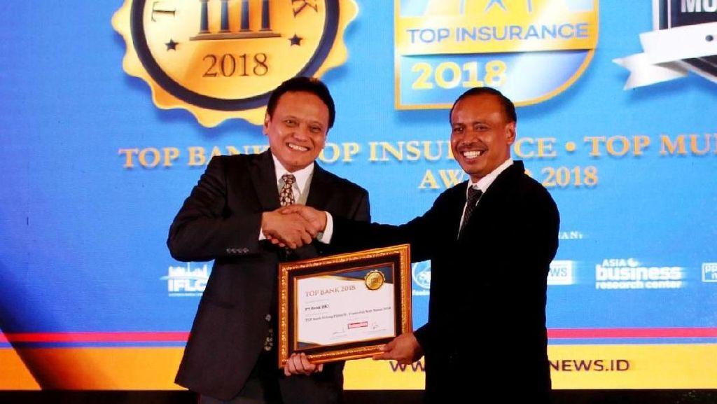 Penghargaan Top Bank 2018