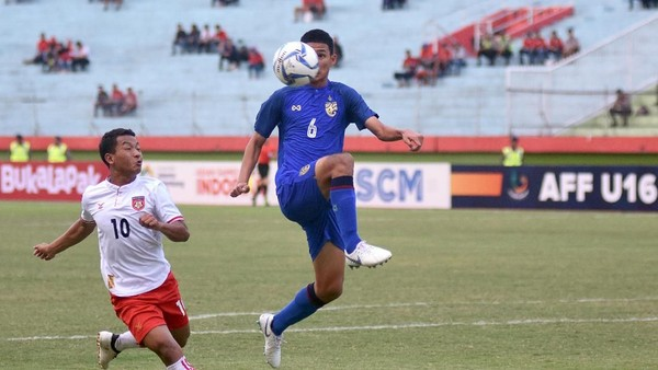 Road to Final Piala AFF U-16: Thailand