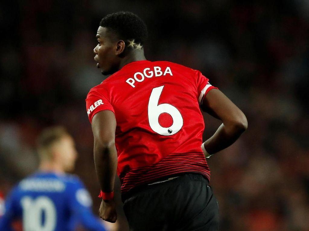 Monster Pogba Dapat Pujian dari Mourinho