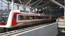 Naik LRT Kelapa Gading-Velodrome Bayar Rp 10.800, Mau?