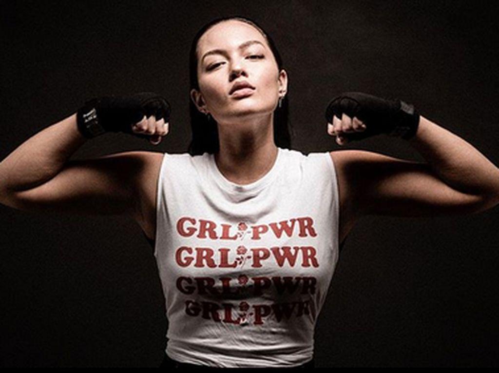 Muay Thai, Olahraga Pemulih Gangguan Makan yang Diidap Model Mia Kang