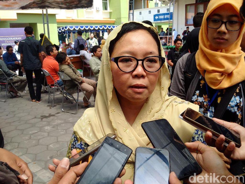 Tentang Maruf Jadi Cawapres, Alissa Wahid: Gusdurian Tidak Partisan
