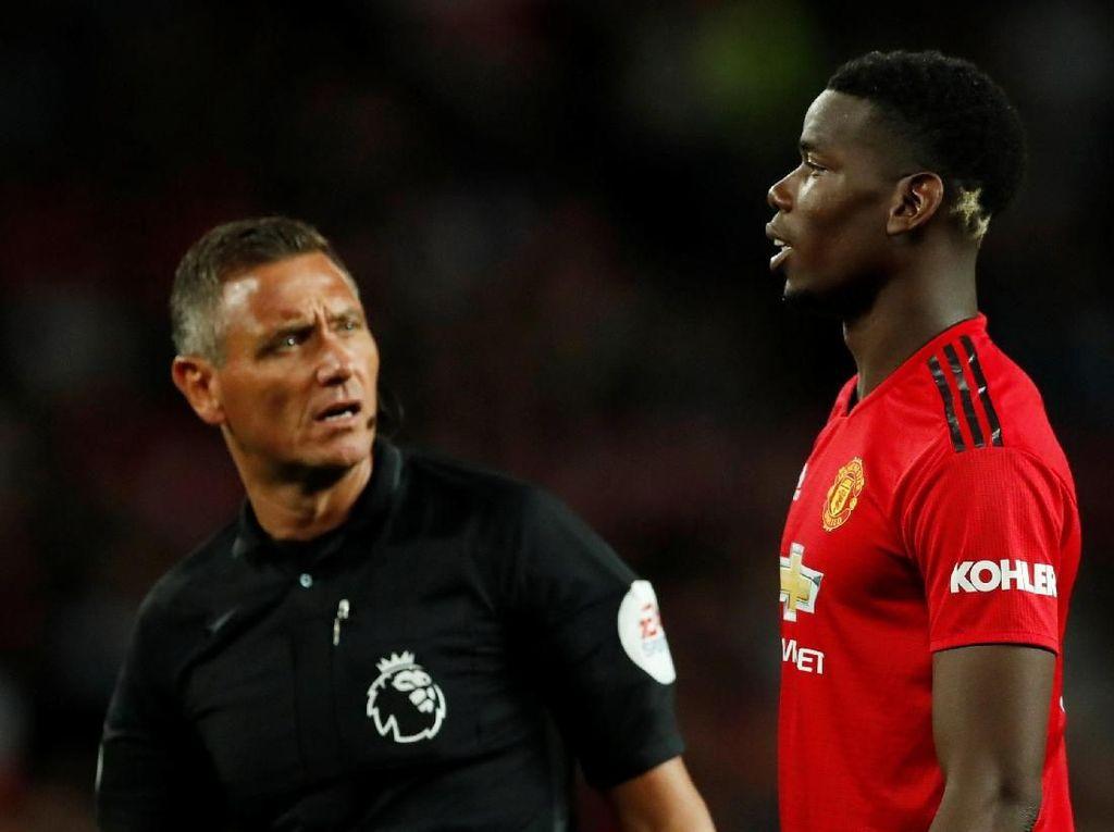 Ribut-Ribut Pogba dan Sanchez Berebut Jadi Eksekutor Penalti