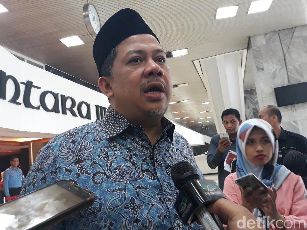 Jokowi-Prabowo Pelukan, Fahri Hamzah: Jangan Mimpi Ribut Berhenti
