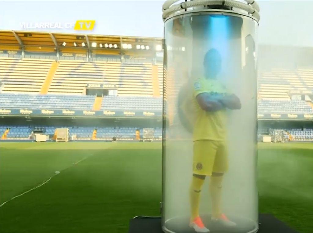 Aksi Ilusi Hadirkan Pemain Villarreal