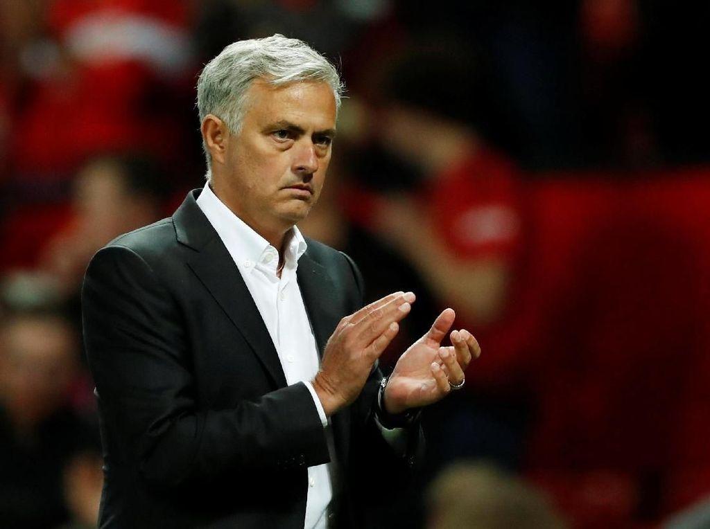 MU Susah Payah Taklukkan Leicester, Mourinho Singgung Bursa Transfer