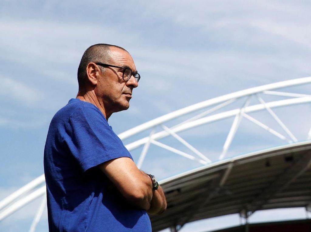 Sarri Rombak Aturan-aturan yang Dibuat Conte di Chelsea