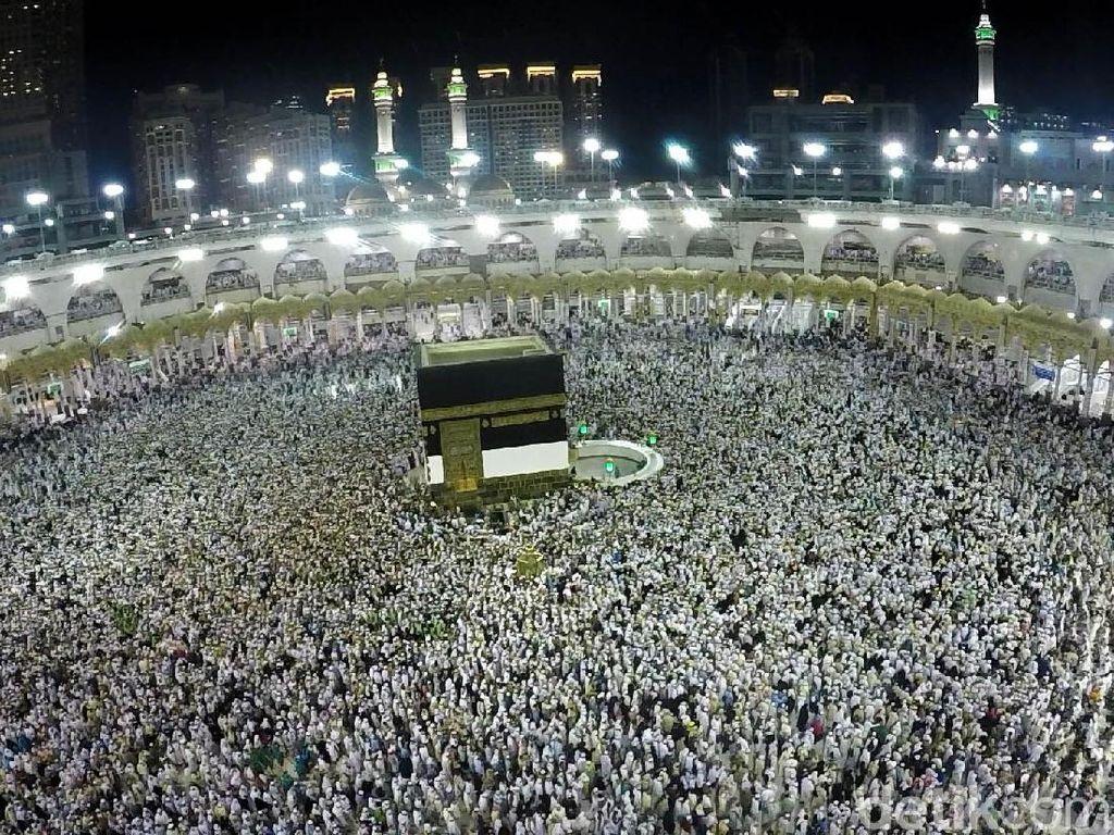 47 Jenazah Jemaah Haji Asal Jabar Dimakamkan di Arab Saudi