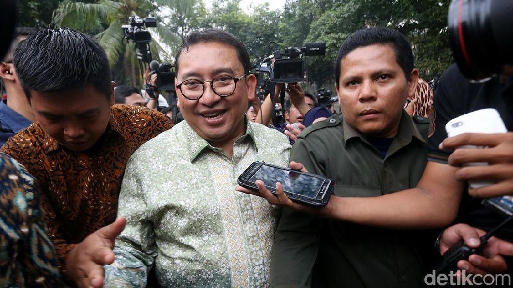Fadli soal Video Jokowi Bareng Pengungsi di Lombok: Nominasi Oscar!