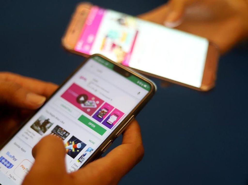 Bisnis e-Commerce RI Kini Bernilai US$ 40 Miliar