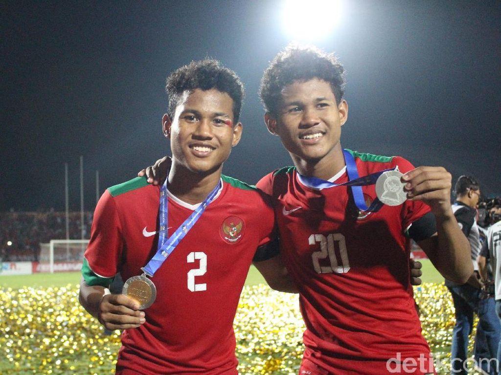 Bagus-Bagas Fokus ke Piala Asia U-16, Ayah Berpesan Terus Giat Latihan