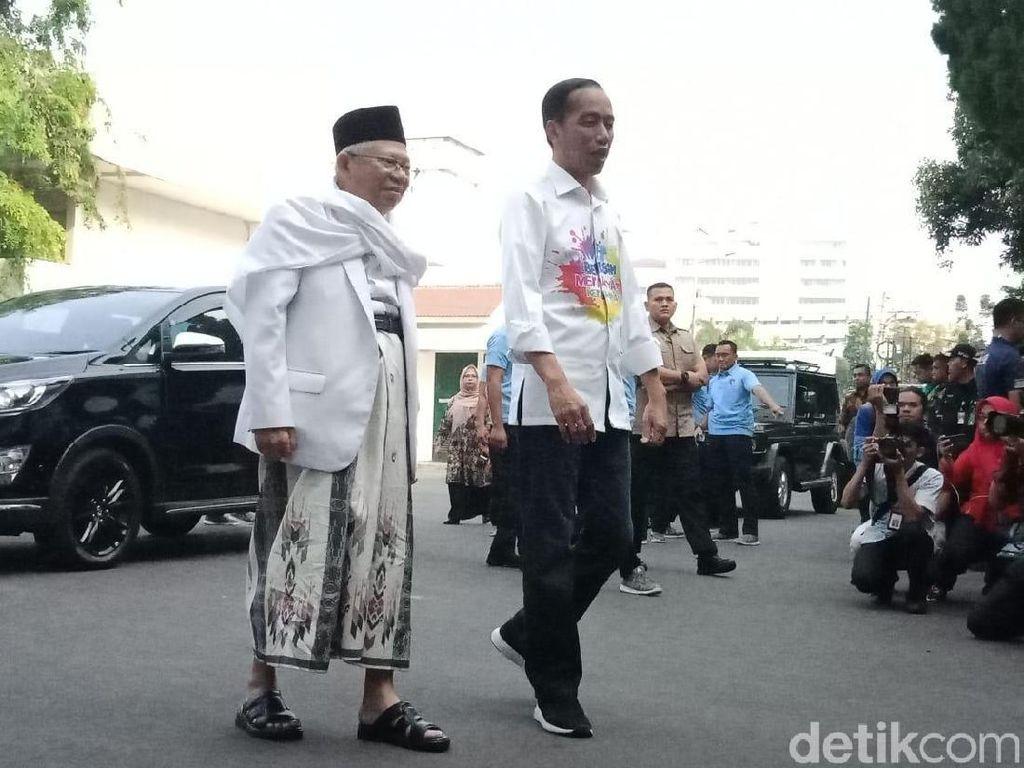 2 Tahun Jokowi-Maruf Catatkan Capaian Baik Atasi Pandemi COVID-19