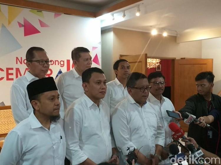 Jokowi Kini Punya 11 Direktorat di Tim Pemenangan