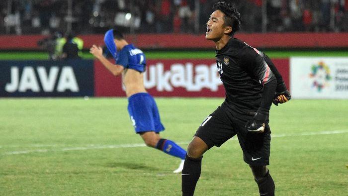 Ernando Ari Sutaryadi digoda gabung ke PSIS Semarang (M Risyal Hidayat/Antara Foto)