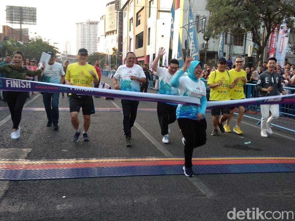 Surabaya Marathon Diramaikan 6 Ribuan Pelari
