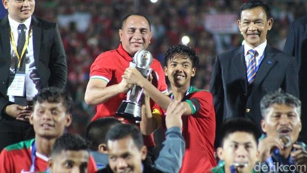 Edy Rahmayadi Janjikan Bonus untuk Timnas U-16