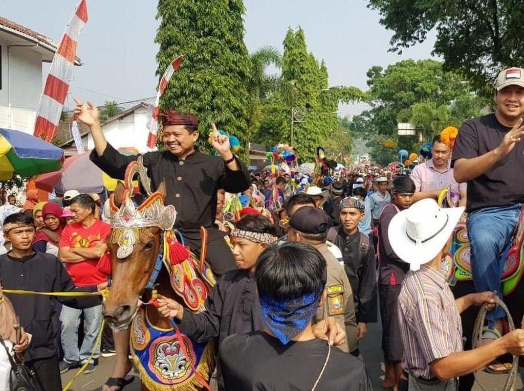 Lestarikan Seni dan Budaya Sunda Kuda Renggong
