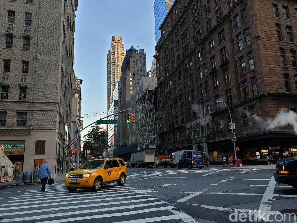 Hasil Jepretan Kamera Galaxy Note 9 Keliling New York