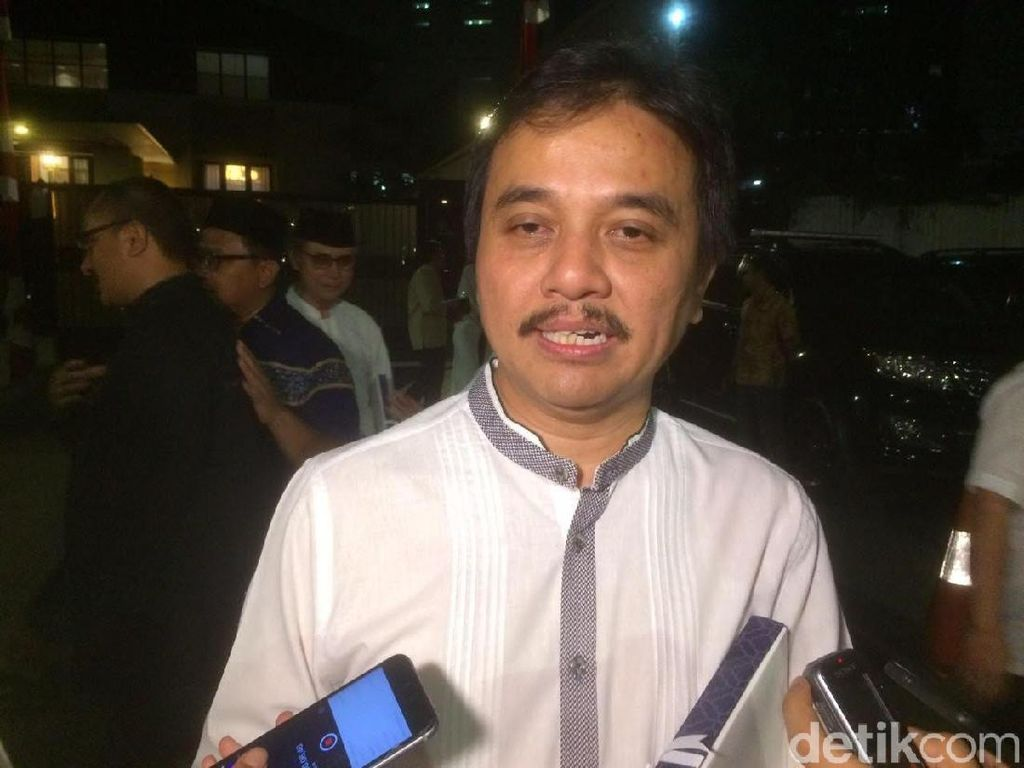 Kantornya Didemo, Demokrat Bahas Posisi Roy Suryo di DPP