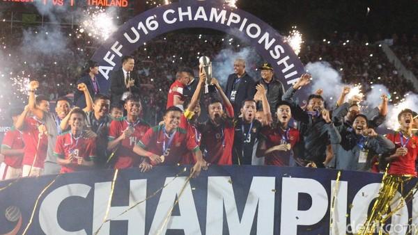 Kemenpora Buka Peluang Beri Bantuan Dana ke Timnas U-16 di Piala Asia