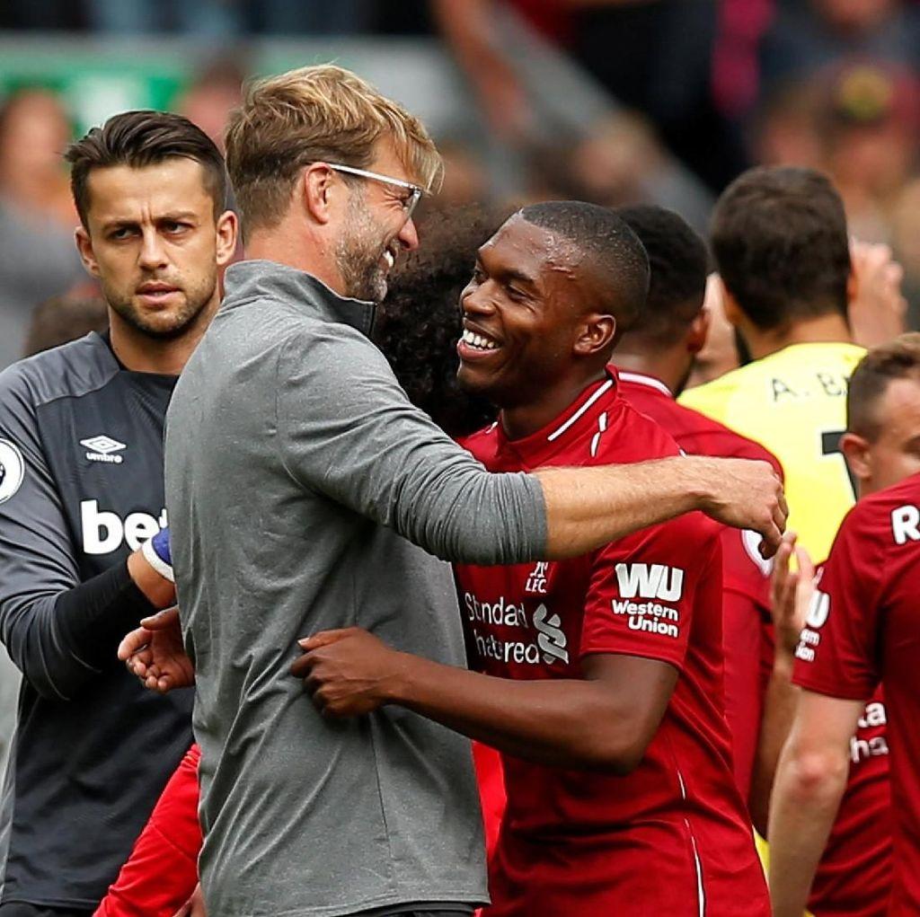 Klasemen Liga Inggris: Liverpool Teratas di Pekan Pertama