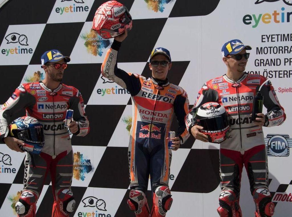 Tonton di Sini: Live Streaming MotoGP Austria