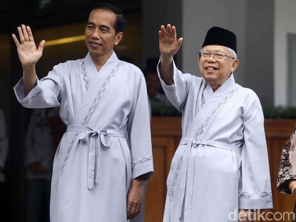 Di Tim Penugasan Khusus Timses Jokowi-Maruf Ada Mantan Kader PAN