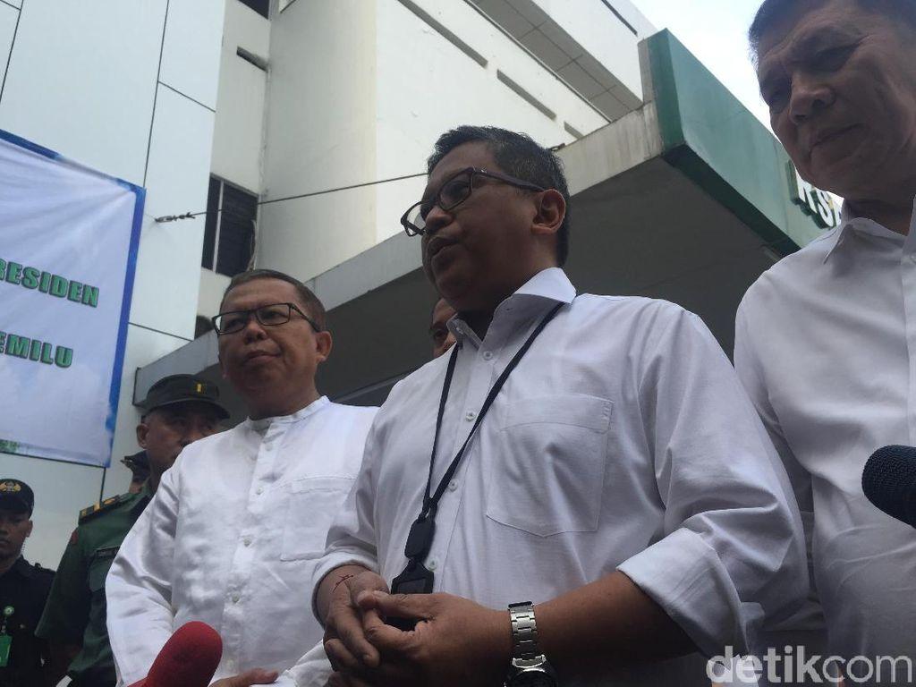 Parpol Koalisi Jokowi Latih Juru Kampanye Besok