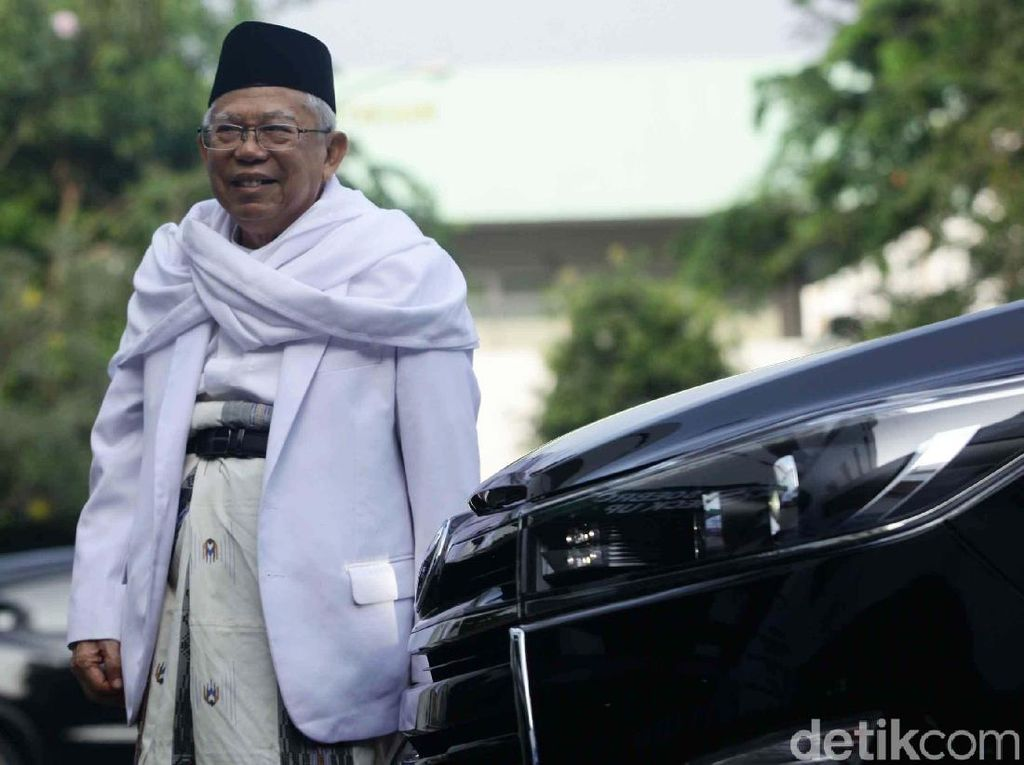 Maruf Minta Tim Kampanye Kalteng Raih Suara 70% di Pilpres