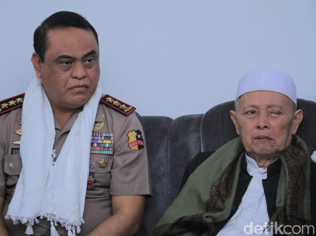 Pimpinan Ponpes Al Hidayah Cicalengka Meninggal karena Sakit
