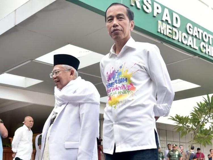 Timses Jokowi: Visi Misi Prabowo-Sandi Seperti Bahasa Orde Baru