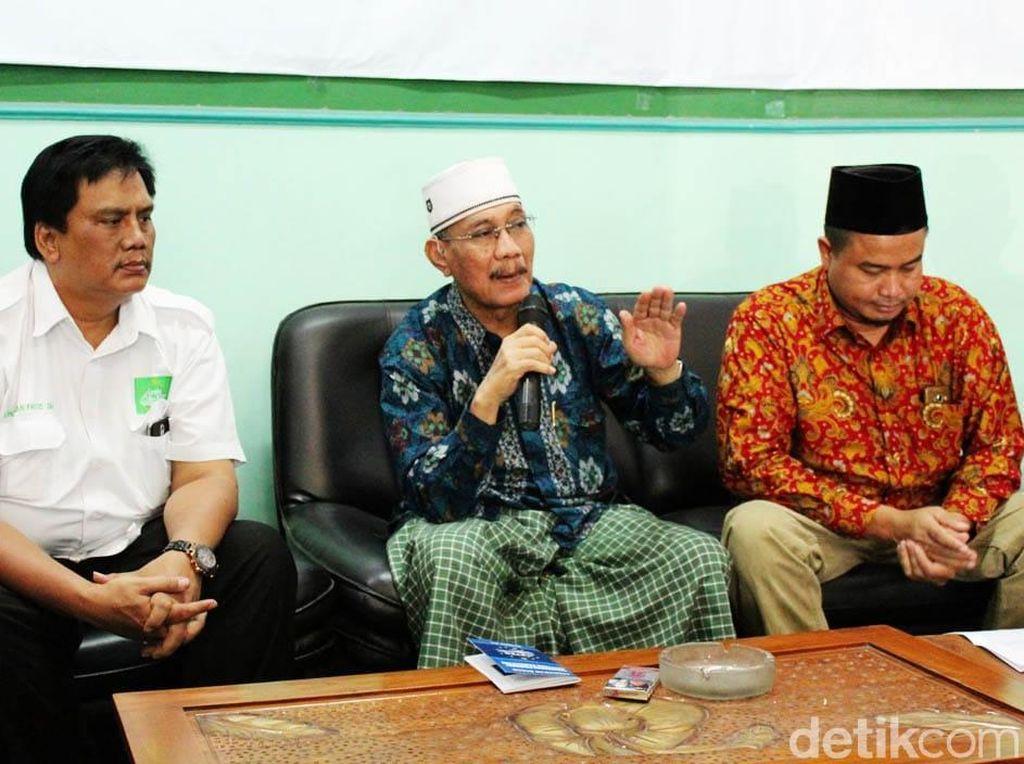 Penganut NU Khittah Nahdliyyah Imbau Maruf Amin Mundur dari Rais Aam