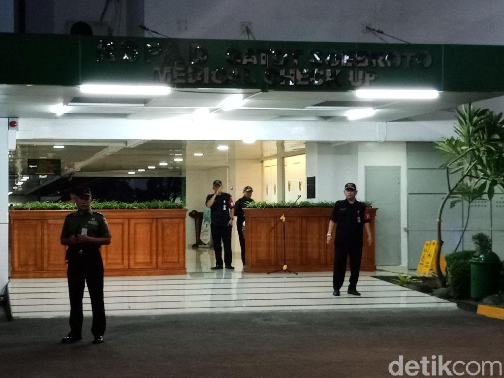Jelang Tes Kesehatan Jokowi-Maruf, Begini Situasi RSPAD