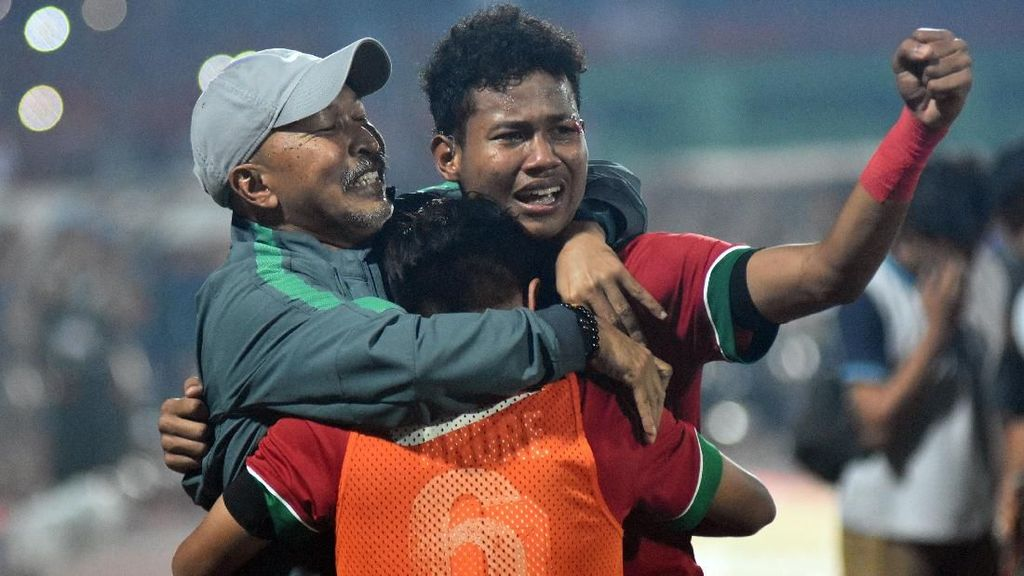 Kekuatan Timnas Indonesia U-16 Bocor di Youtube, Fakhri Tak Khawatir
