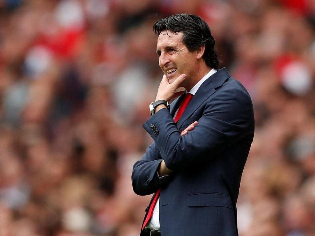 Emery Kirim Kode ke Arsenal, Minta Bek Baru