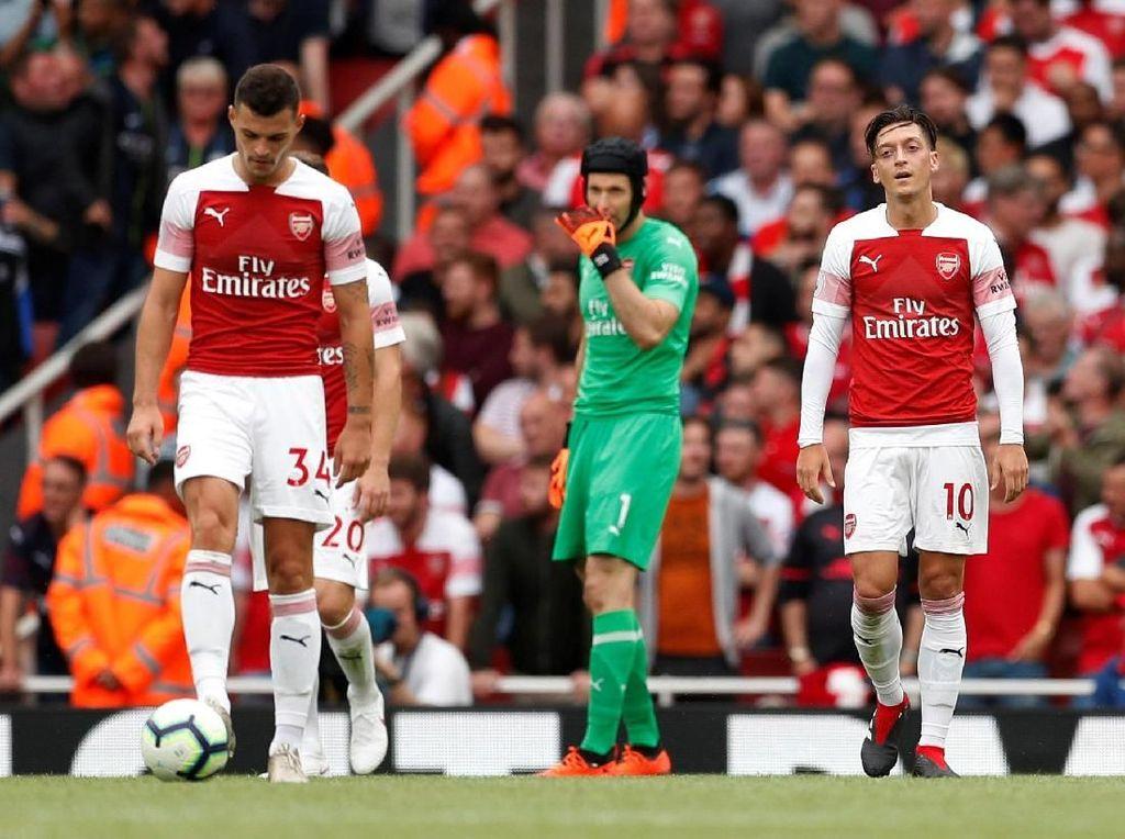 Era Baru Arsenal Bersama Emery Dirusak Manchester City