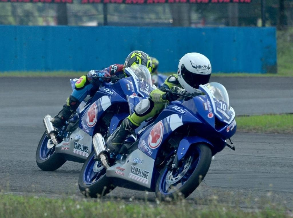 Ini Hasil Seri Keempat Yamaha Sunday Race 2018