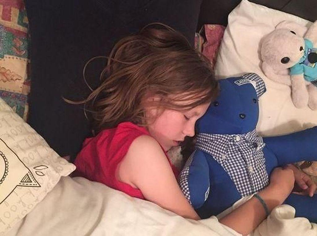 Kisah Boneka Pembantu Anak Tak Bisa Tidur Usai Ayahnya Meninggal