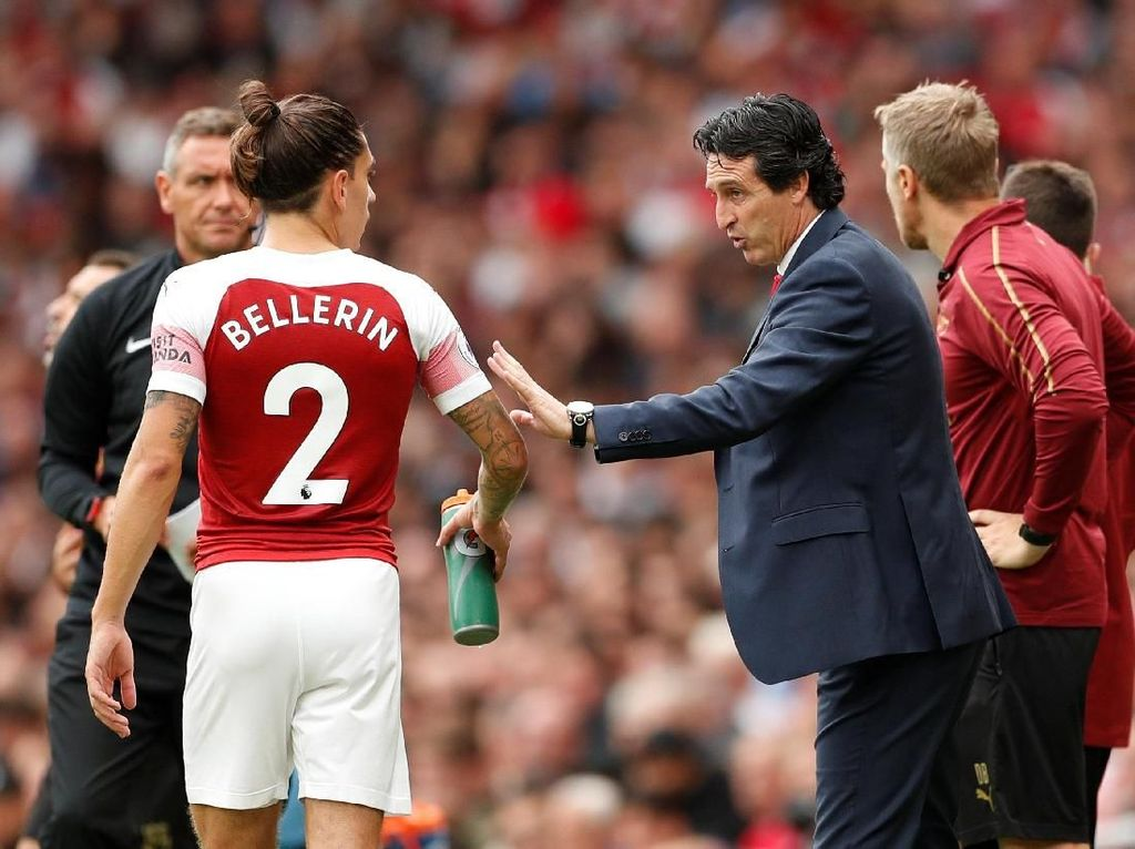 Cara Arsenal Mulai Permainan Mirip Barcelona