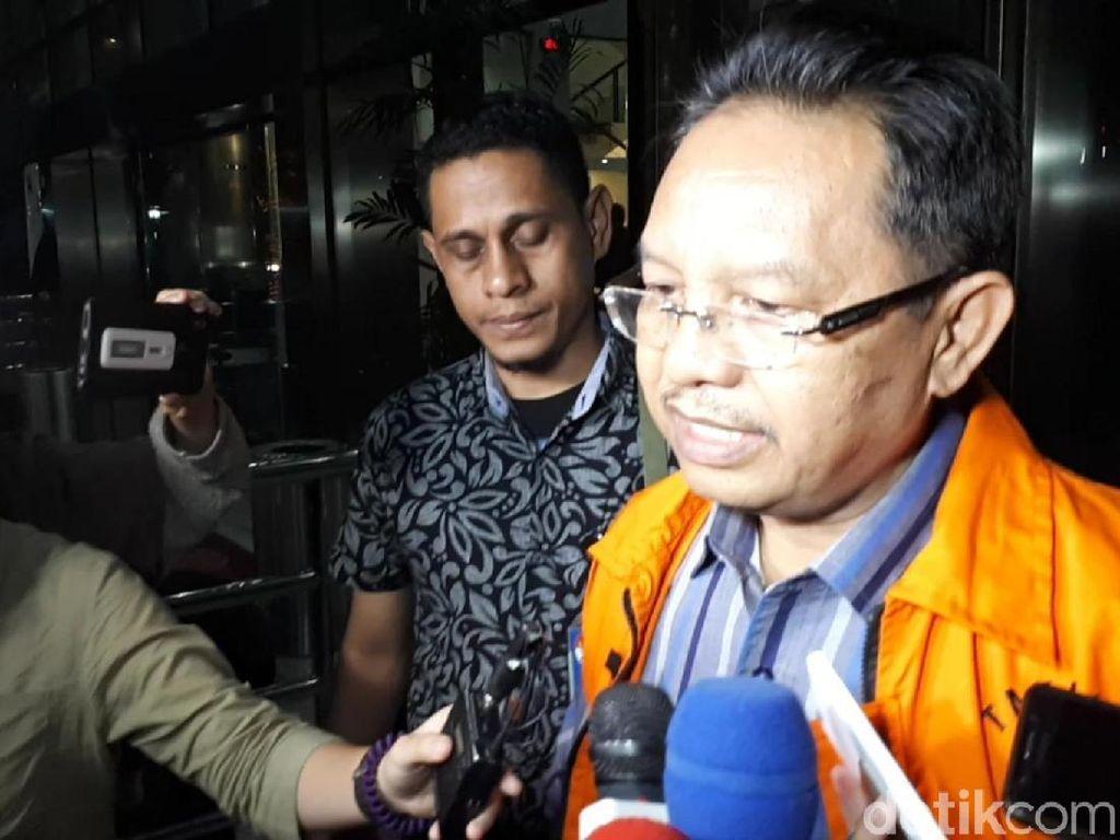 Ditahan KPK, Tersangka Suap Gatot Pujo Ingin Kasus Cepat Tuntas