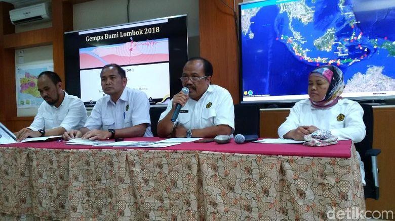 PVMBG Rekomendasikan Revisi RTRW di Lombok Utara dan Timur