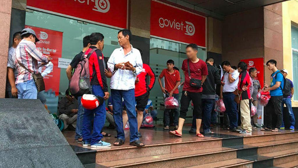 Warga Vietnam Berbondong-bondong Daftar Go-Jek
