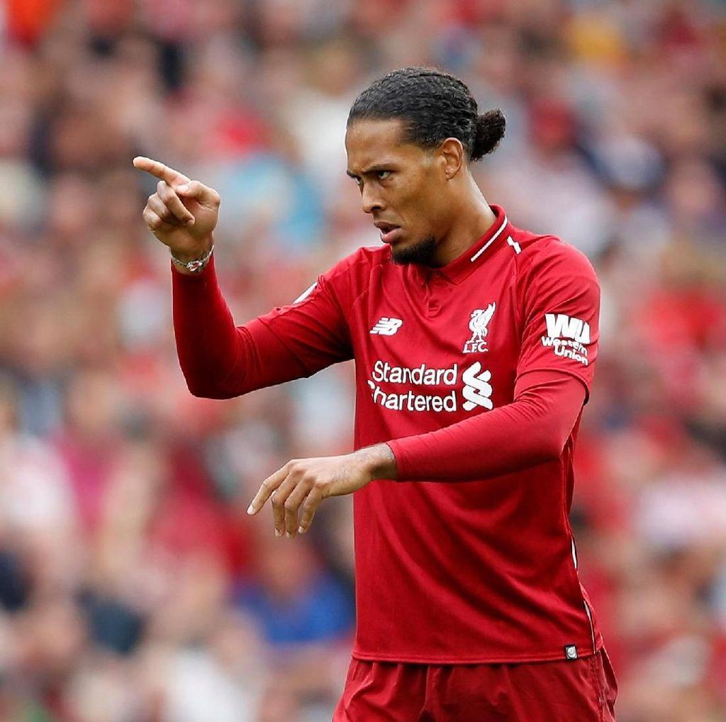 Van Dijk: Terlalu Dini Sebut Liverpool Calon Juara
