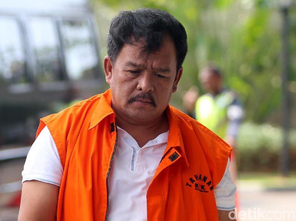 Korupsi Rp 42 M Dibui 7 Tahun, Ini Jejak Korupsi Bupati Labuhanbatu