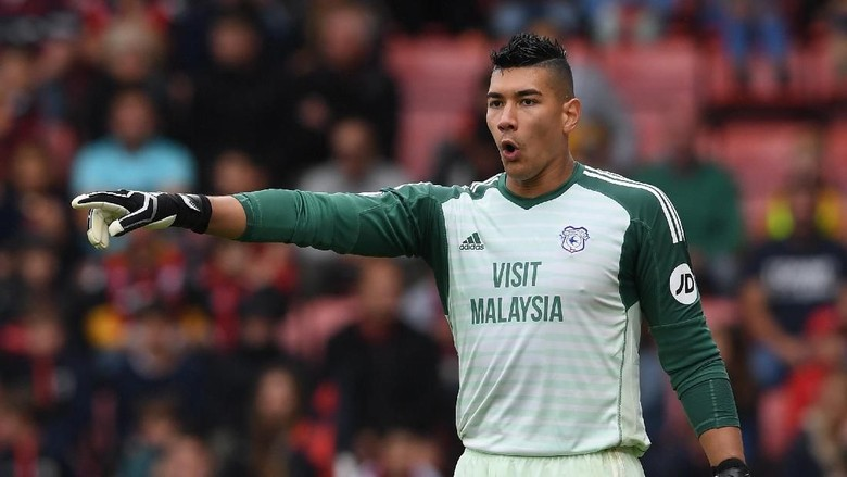 Kiper Filipina Ini Dulu Lawan Indonesia, Kini Debut di Premier League
