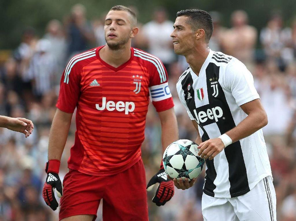 Seperti Platini Dulu, Ronaldo Diperkirakan Bakal Kesulitan di Musim Pertama
