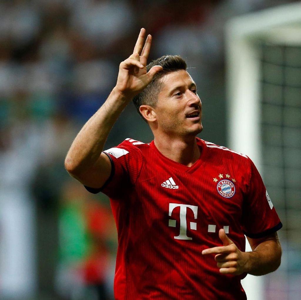 Lewandowski Memang Sempat Tak Bahagia di Bayern