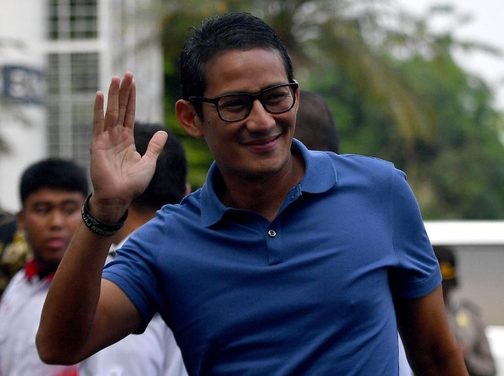 Doa Sandiaga untuk HUT ke-67 Prabowo: Selalu Berjiwa Muda dan Keren