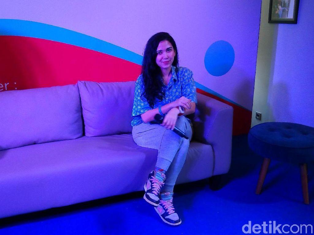 Ribut #2019GantiPresiden, Dinda Kanya Dewi Mau 2019 Ganti Status